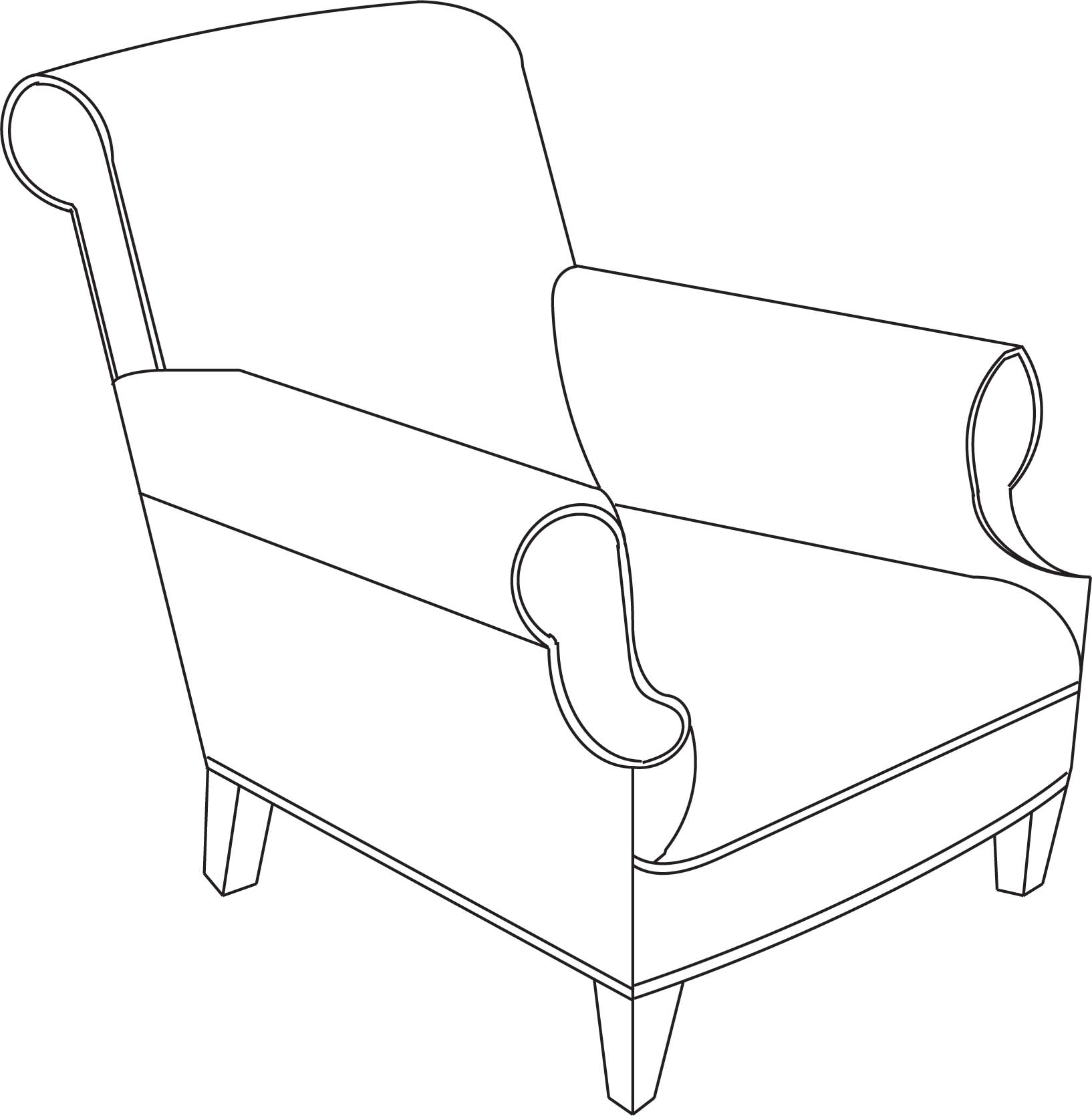 The Thompson Chair
